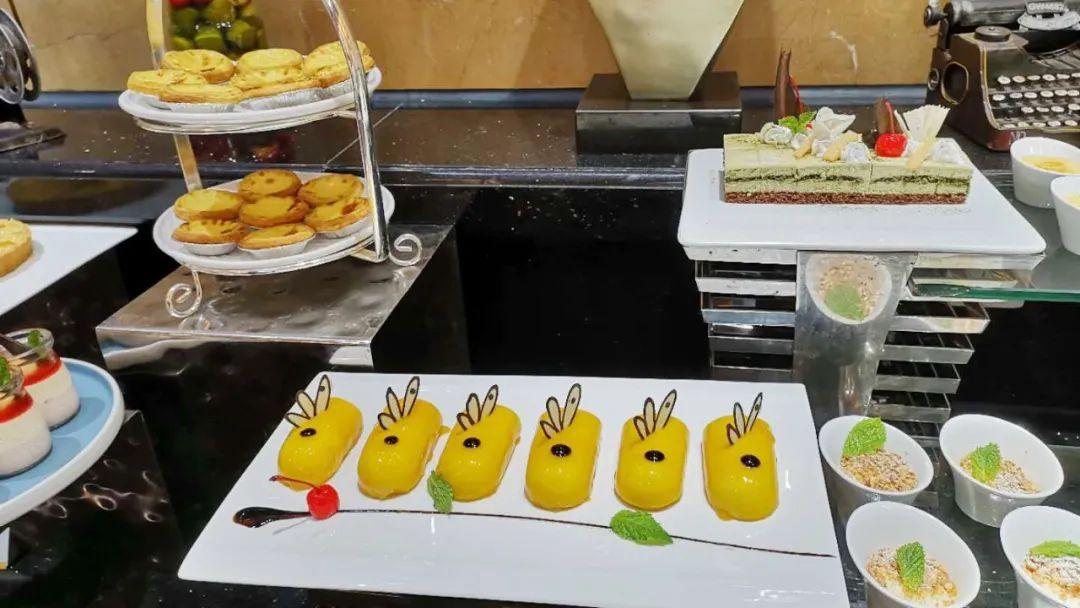 1招回本!东莞尼罗河国际酒店自助餐来啦,100+菜品海鲜,烤肉,刺身随你吃!!!插图64