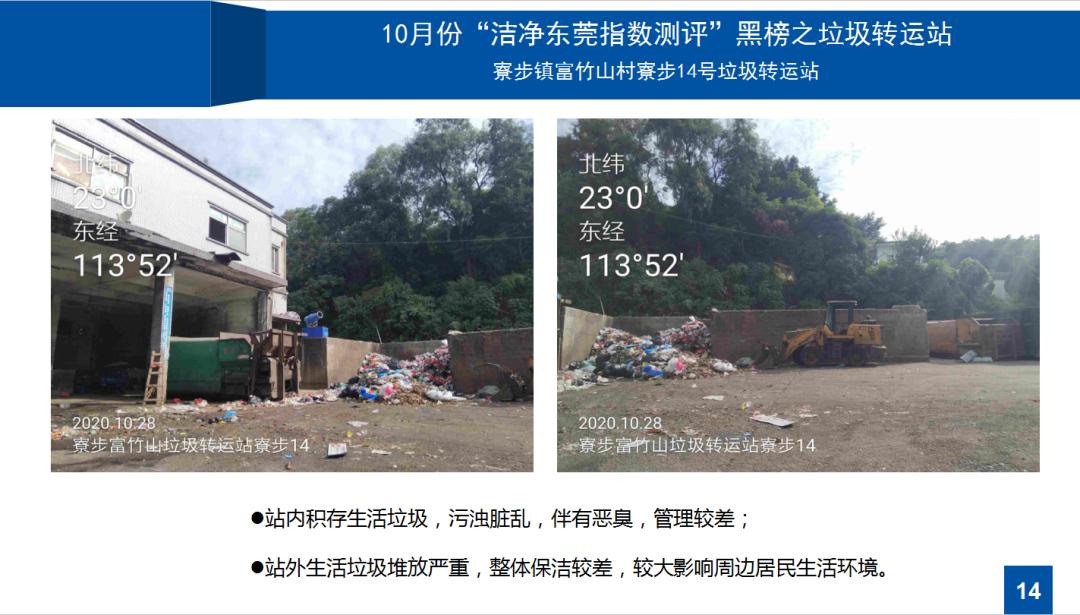 """黄江、樟木头、望牛墩、麻涌、石龙!10~11月份""""黑榜""""公布!插图32"""