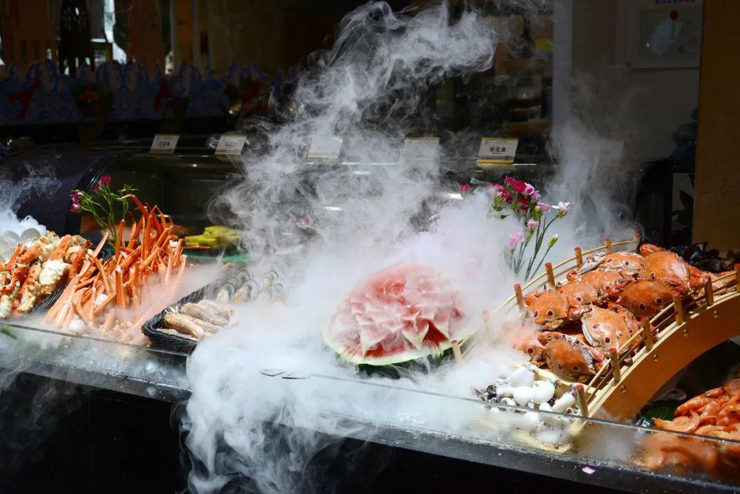1招回本!东莞尼罗河国际酒店自助餐来啦,100+菜品海鲜,烤肉,刺身随你吃!!!插图12