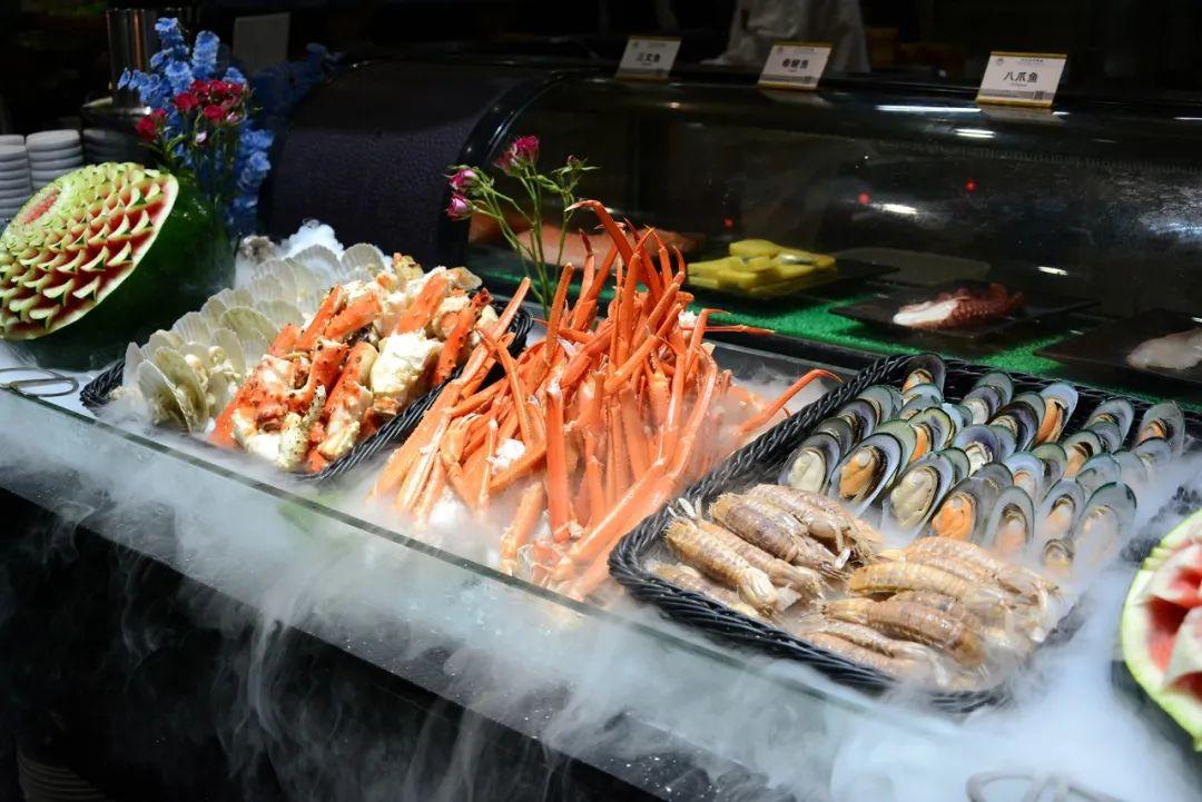 1招回本!东莞尼罗河国际酒店自助餐来啦,100+菜品海鲜,烤肉,刺身随你吃!!!插图18