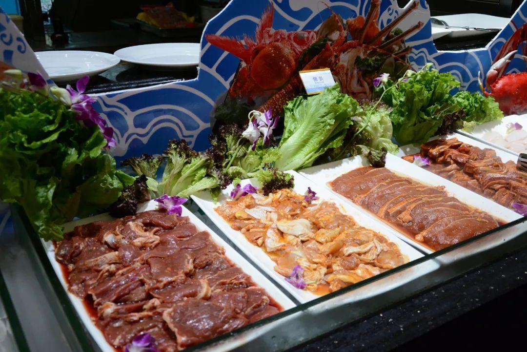 1招回本!东莞尼罗河国际酒店自助餐来啦,100+菜品海鲜,烤肉,刺身随你吃!!!插图26