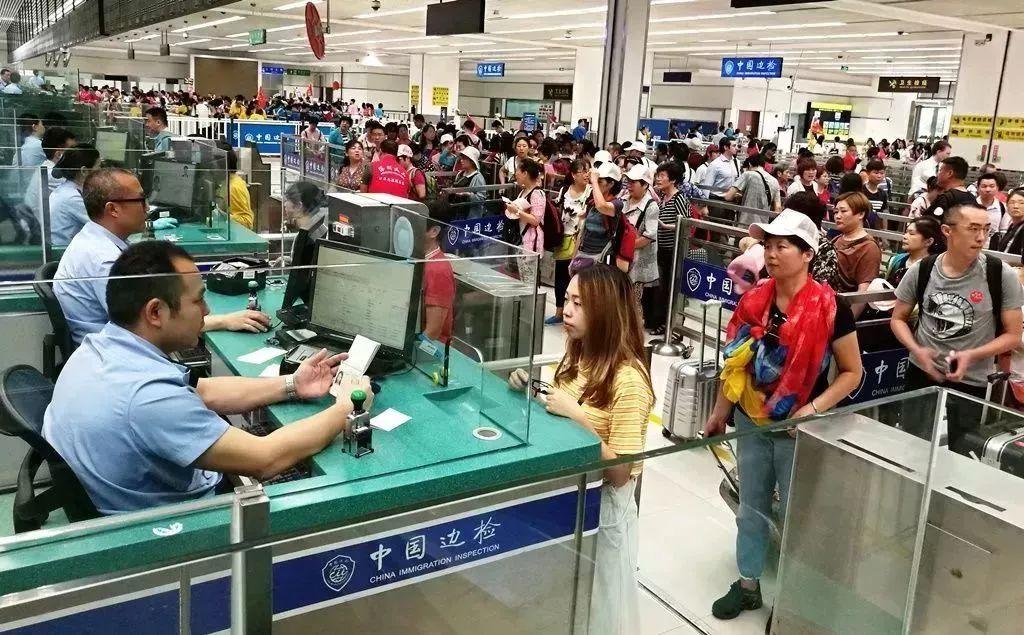 """分钟到香港!东莞人去香港又多一个口岸选择了!"""""""