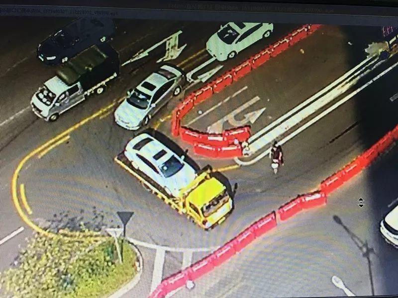 """紧急提醒!已有多车在东莞这个路口被""""高空抓拍""""……"""