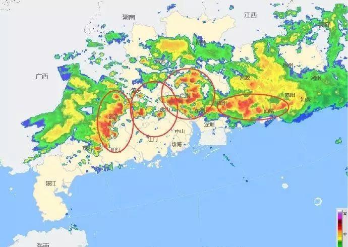 刚刚!东莞红色暴雨预警生效!10级雷电大风杀到!赶快远离这些地方……插图6
