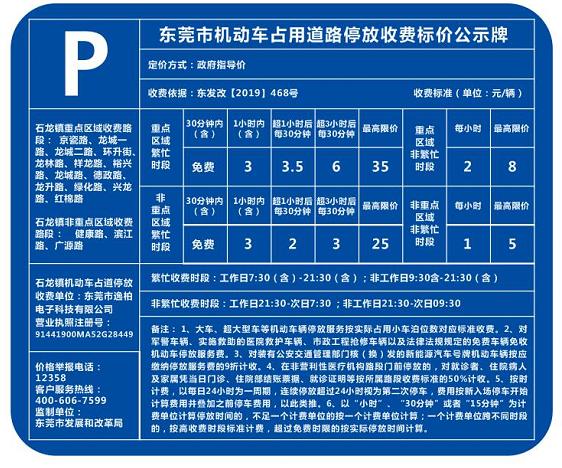 定了!东莞这个地方6月1日开始停车收费!价格是…插图6