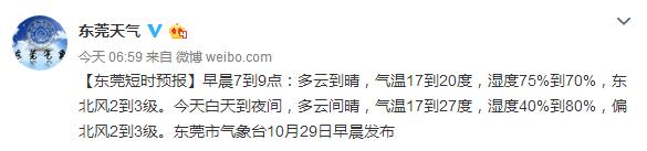 """7℃!准台风即将生成!东莞气温跳水+7级大风……"""""""