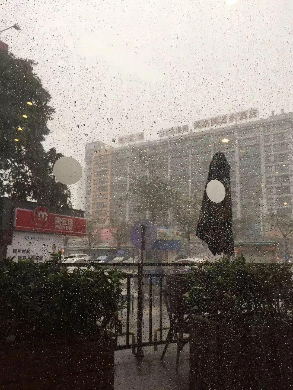 水浸街又来了!雷雨大风+暴雨预警生效!地质灾害预警三级!插图12