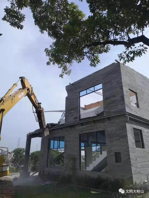 东莞1栋2万㎡建筑被拆除!现场视频曝光!插图38
