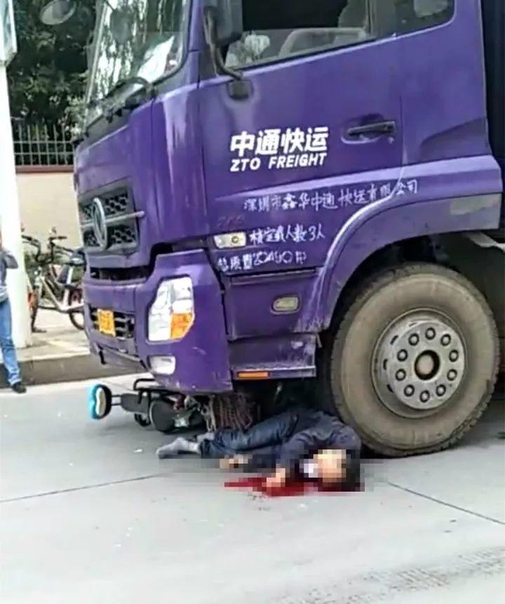 痛心!东莞女生骑车被货车撞倒,惨状太吓人……插图6