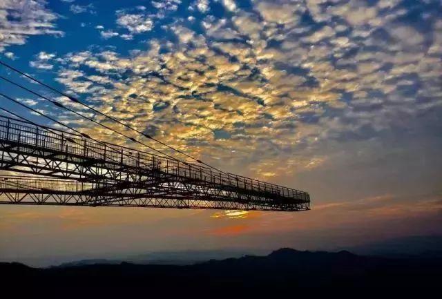 步步惊心!广东玻璃桥都在这里,你敢试吗?插图84