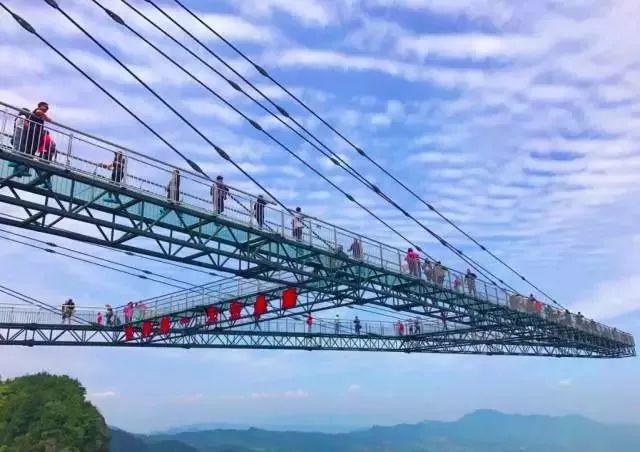步步惊心!广东玻璃桥都在这里,你敢试吗?插图74