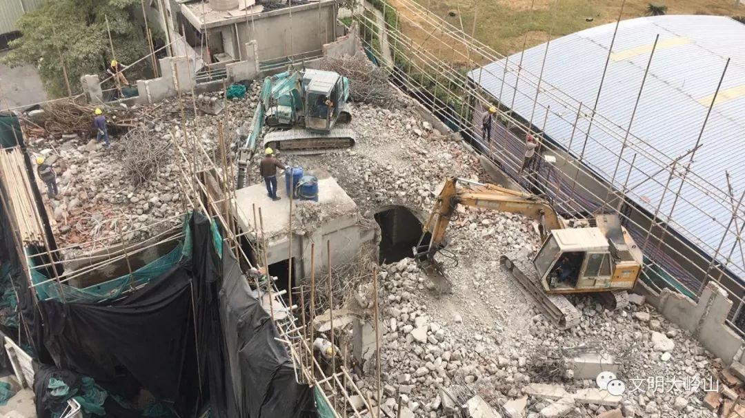 东莞1栋2万㎡建筑被拆除!现场视频曝光!插图18