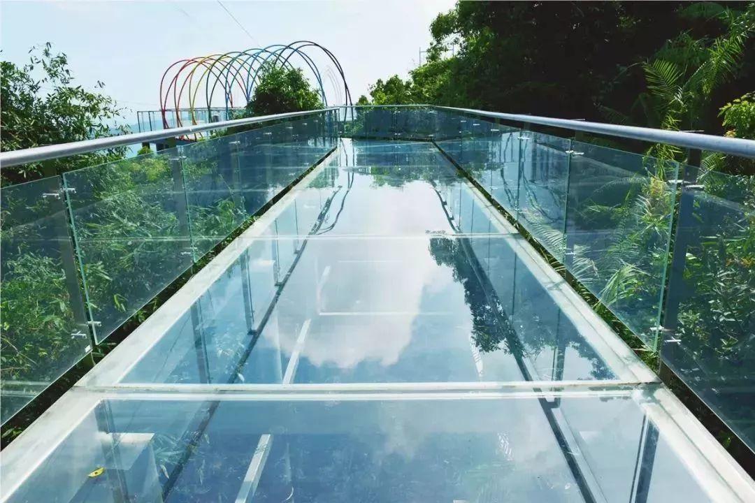 步步惊心!广东玻璃桥都在这里,你敢试吗?插图64