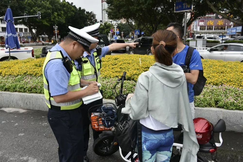 广东人朋友圈集赞!能免交通违法处罚!真的吗?插图14