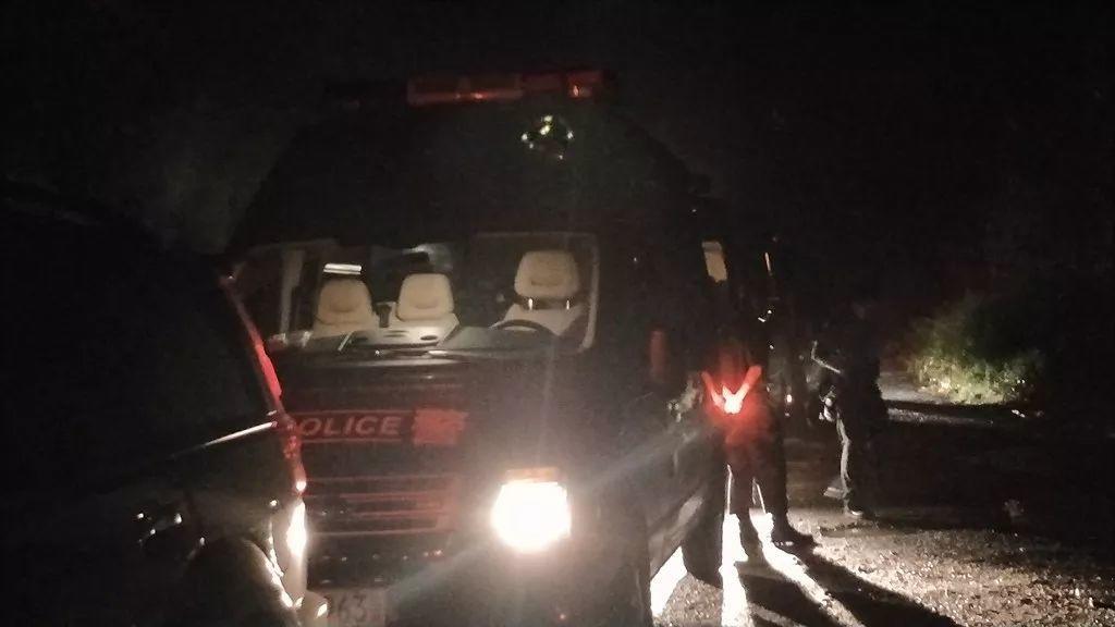凌晨4点,200余名警力突袭清溪、塘厦、樟木头等这些窝点!现场画面曝光…插图