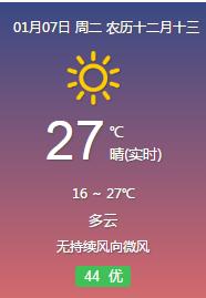 """""""2020第一场雪""""上热搜,东莞人却热到穿短袖?别急,冷空气即将登场!插图2"""