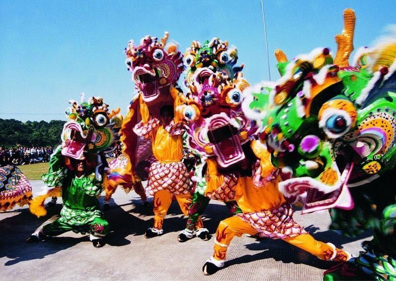 在东莞,二十年前的过年才叫过年,现在只能当放假!插图32