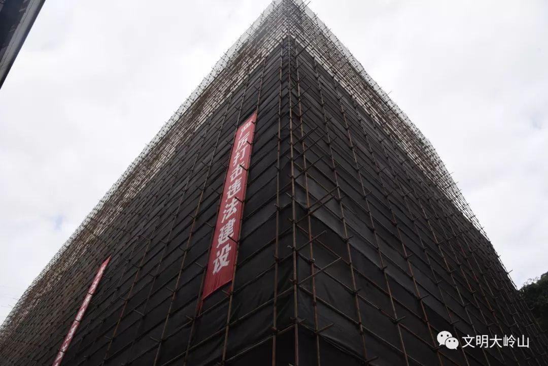 东莞1栋2万㎡建筑被拆除!现场视频曝光!插图