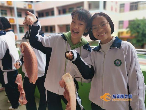 """东莞这家学校要火了!期末竟然给学生奖猪肉!太""""壕""""了!插图14"""