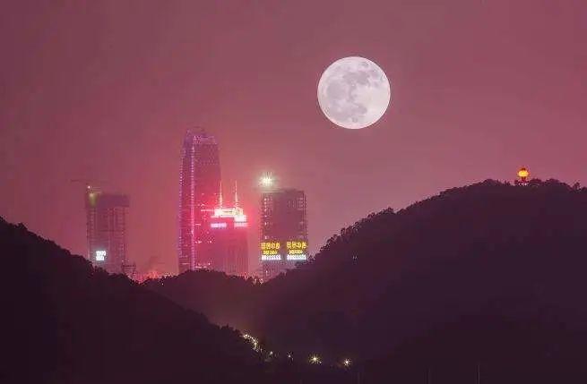 今晚!超级月亮又来了!这将是2020年最后一次!插图12