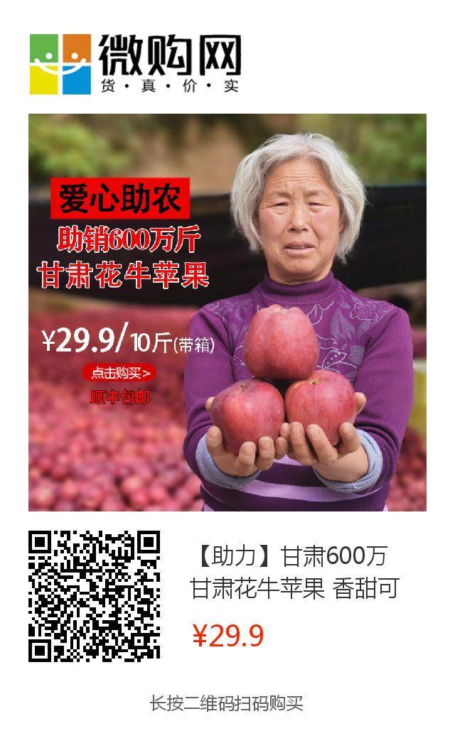 """""""国货之光""""29.9元10斤,比蛇果更好看、更好吃的甘肃花牛苹果新鲜上市,开启你的甜蜜之旅!插图46"""