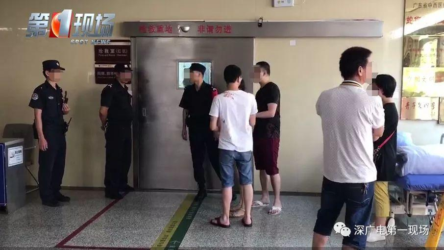 痛心!深圳一小区高层窗户坠落砸中6岁男童,妈妈当场崩溃…插图8