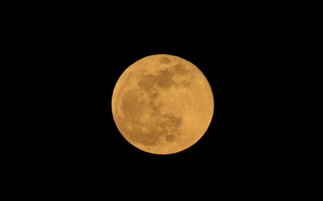 今晚!超级月亮又来了!这将是2020年最后一次!插图2