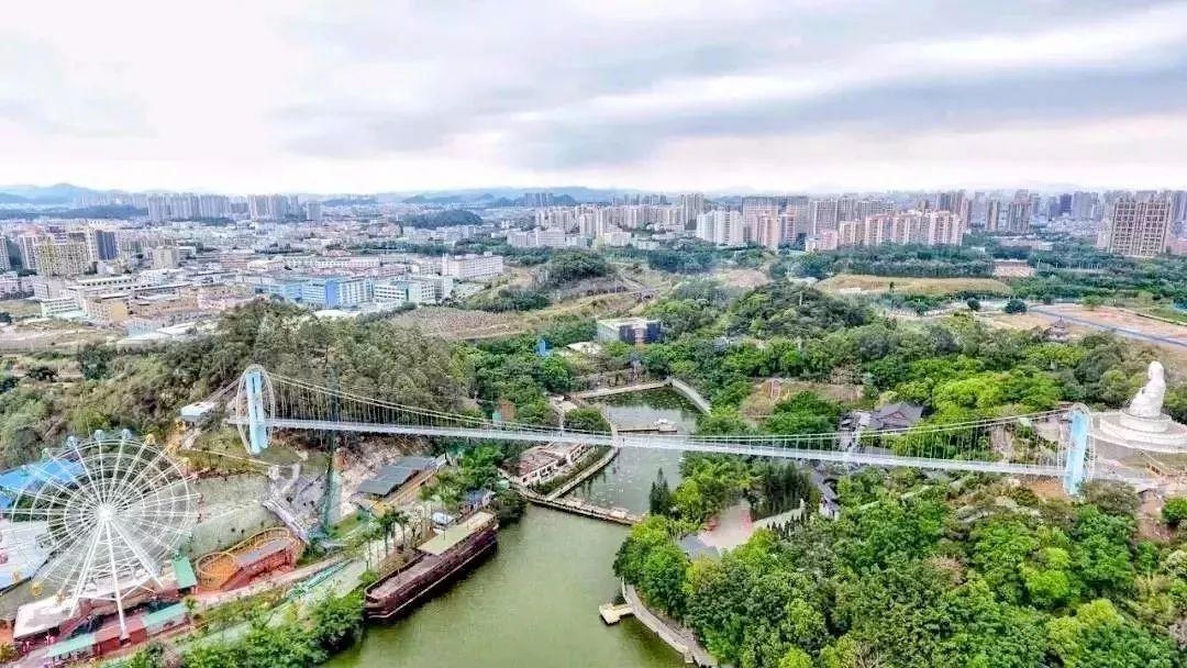 步步惊心!广东玻璃桥都在这里,你敢试吗?插图30