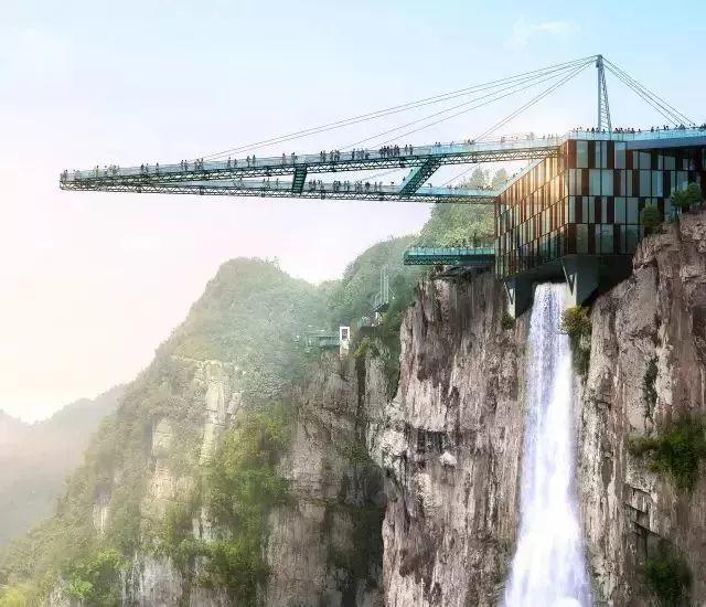 步步惊心!广东玻璃桥都在这里,你敢试吗?插图78
