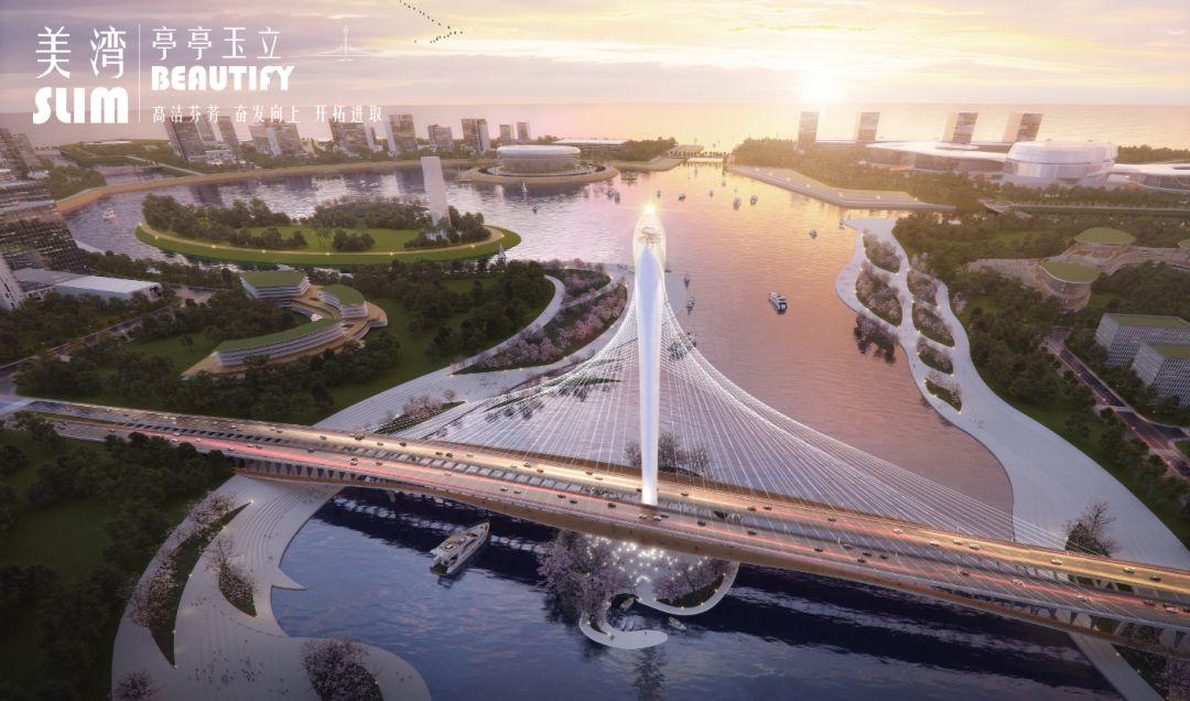 厉害了东莞!再建一座桥!将成为大湾区地标建筑!插图6