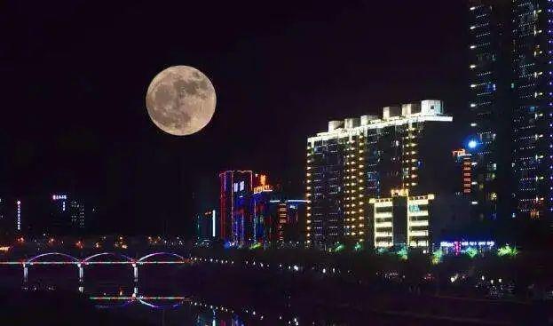 今晚!超级月亮又来了!这将是2020年最后一次!插图4