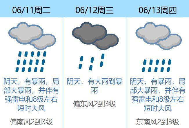 刚刚!东莞红色暴雨预警生效!10级雷电大风杀到!赶快远离这些地方……插图56