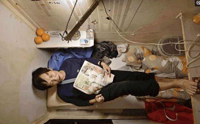 """见过香港的""""棺材房"""",才知道自己住在东莞有多幸福!插图36"""