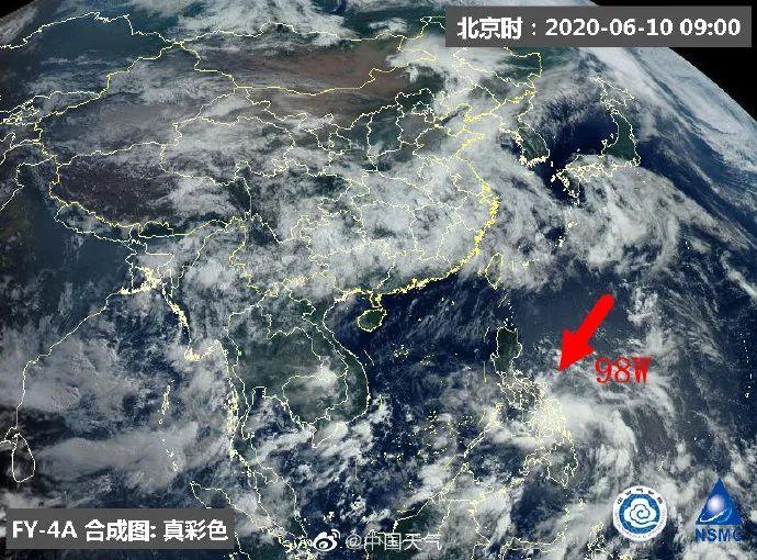 突发!台风要来了!或登陆我国!东莞天气……