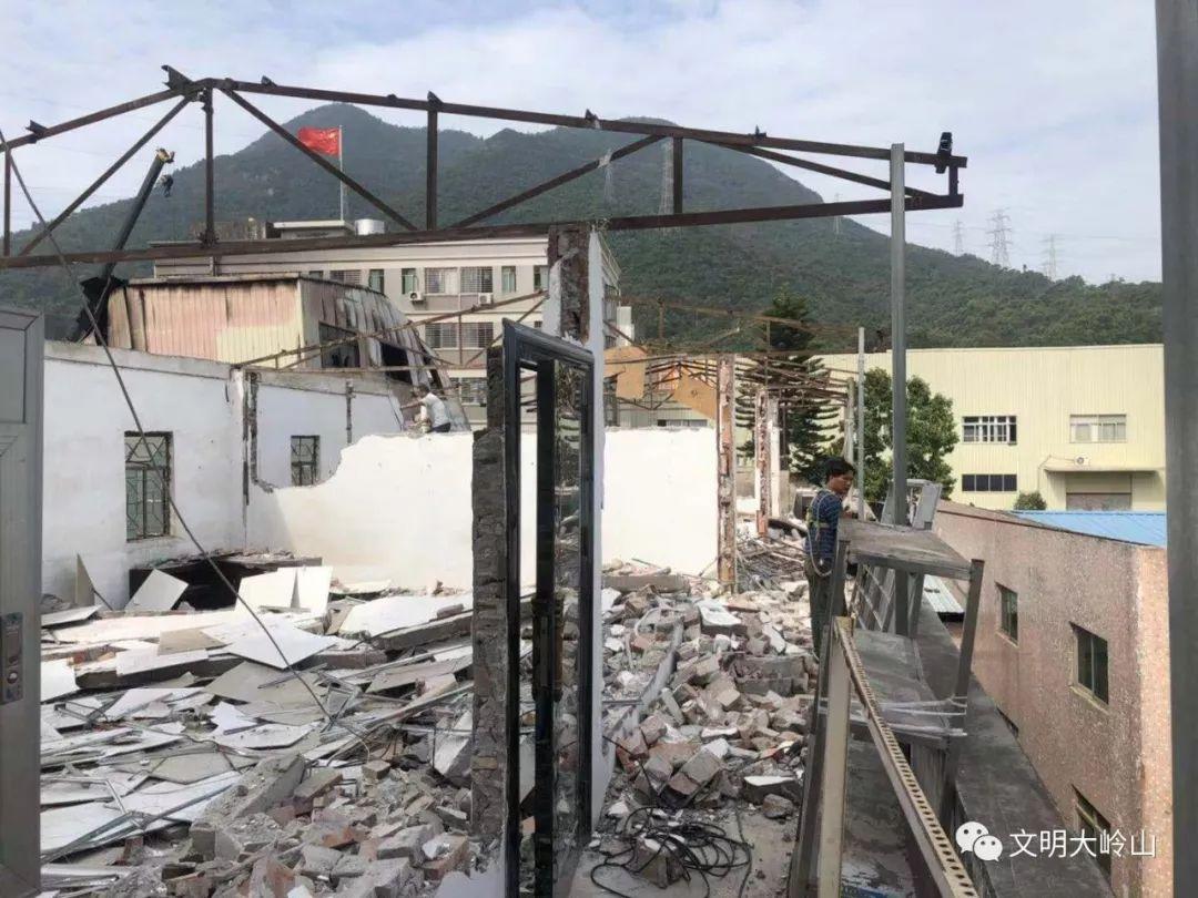 东莞1栋2万㎡建筑被拆除!现场视频曝光!插图40