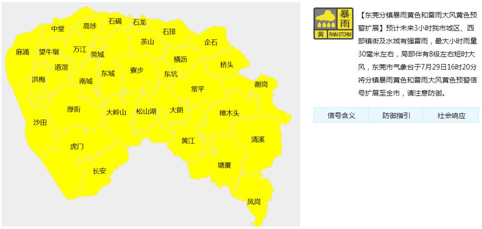 """紧急通知!7号台风""""韦帕""""即将生成!高温+雷暴雨双双袭击东莞!更闹心的是…插图26"""