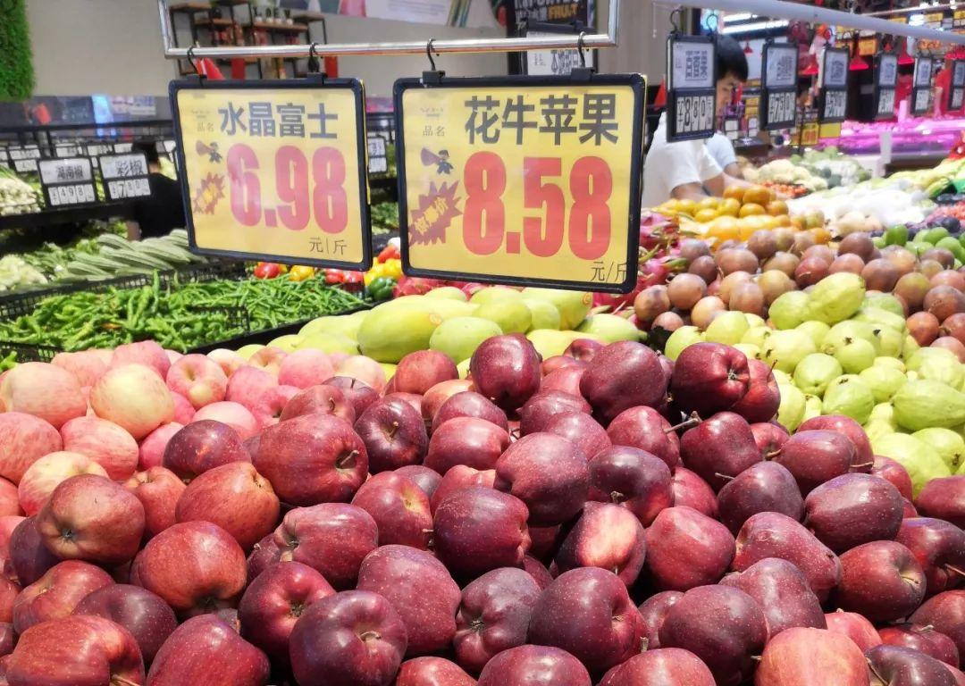 """""""国货之光""""29.9元10斤,比蛇果更好看、更好吃的甘肃花牛苹果新鲜上市,开启你的甜蜜之旅!插图6"""