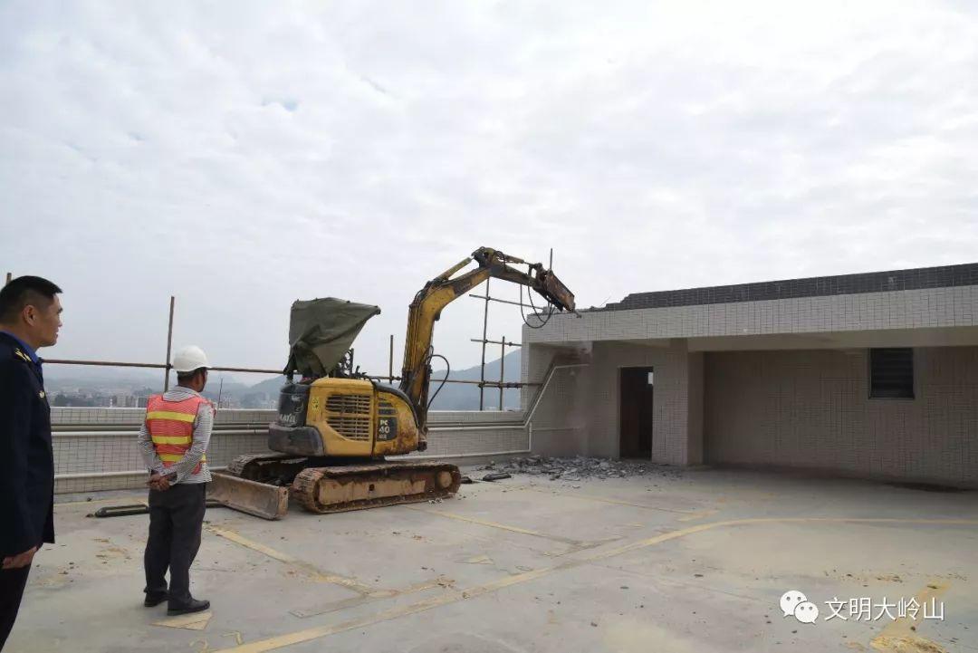 东莞1栋2万㎡建筑被拆除!现场视频曝光!插图10