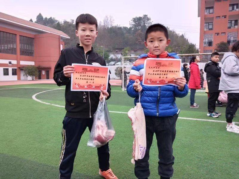 """东莞这家学校要火了!期末竟然给学生奖猪肉!太""""壕""""了!插图38"""