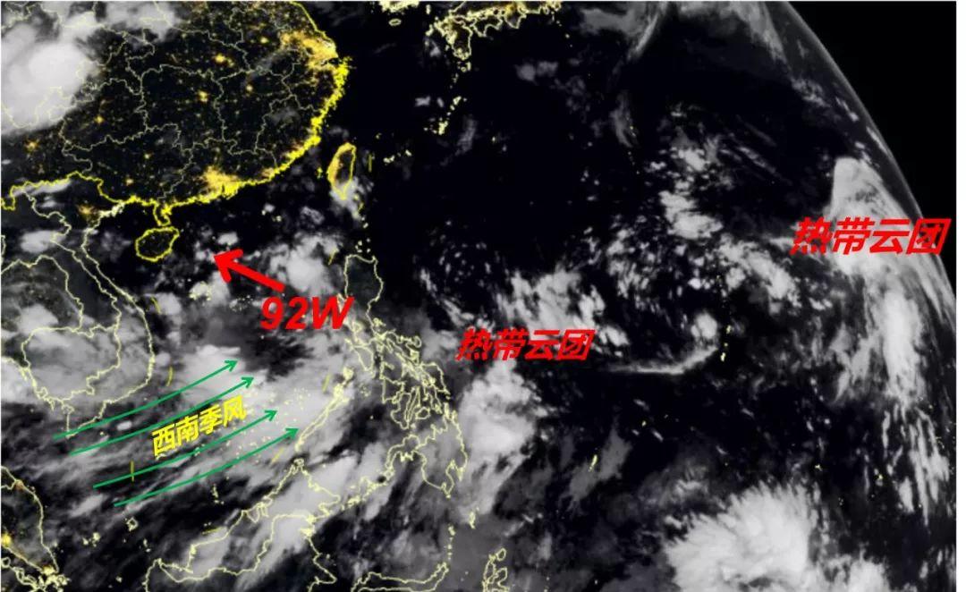 """紧急通知!7号台风""""韦帕""""即将生成!高温+雷暴雨双双袭击东莞!更闹心的是…插图18"""