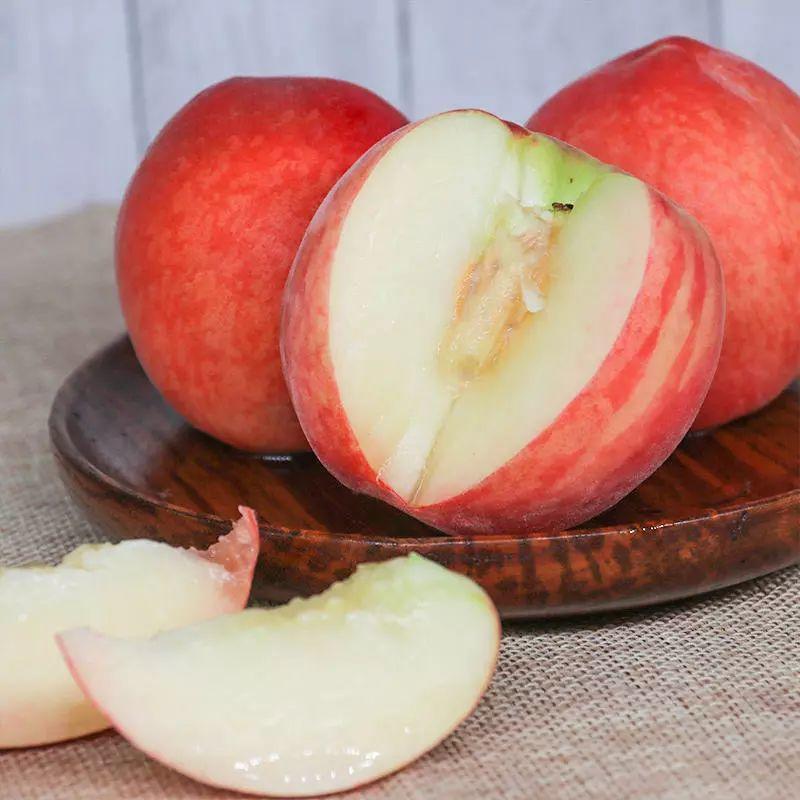 一口爆汁!陕西水蜜桃成熟了,真正的自然熟,桃园现摘现发!插图28