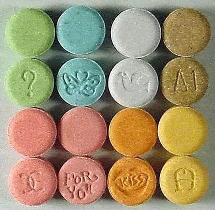 警惕!这些饼干、糖果、饮料……竟然都是新型毒品,千万别吃!插图28