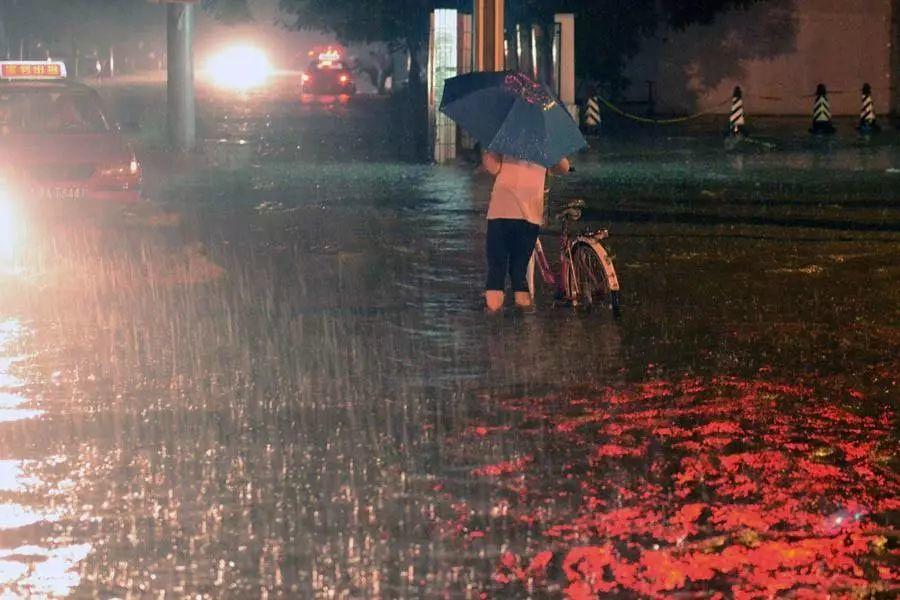 水浸街又来了!雷雨大风+暴雨预警生效!地质灾害预警三级!插图14