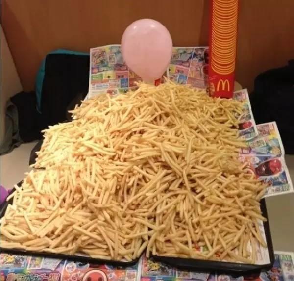 OMG!今天东莞所有麦当劳薯条买一送一啦喂!!插图12