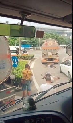 东莞发生惨烈车祸!3名路人当场身亡,这一幕让人……插图6