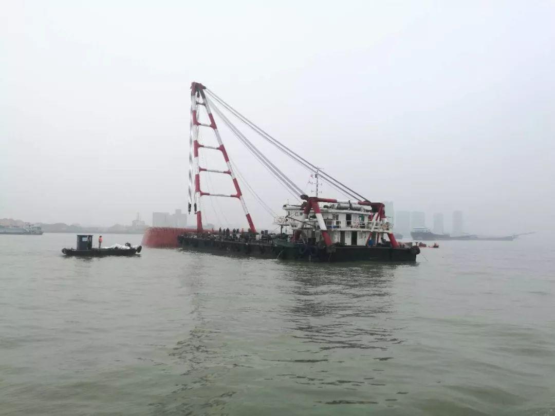 突发!东莞西大坦水域一艘货船沉没!插图10