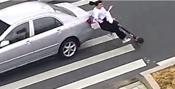 东莞一女子骑电动滑板车驶入机动车道 被撞致颅内出血 结果……插图10
