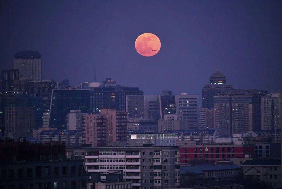 今晚!超级月亮又来了!这将是2020年最后一次!插图
