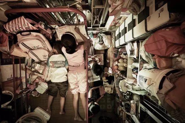 """见过香港的""""棺材房"""",才知道自己住在东莞有多幸福!插图16"""