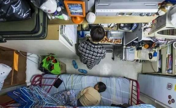 """见过香港的""""棺材房"""",才知道自己住在东莞有多幸福!插图12"""